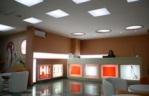 Contacto Hotel Indiana