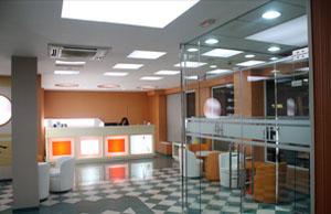 Hotel para empresas