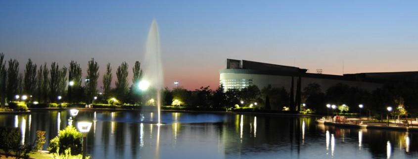 Qué ver en Pinto: Parque Juan Carlos I
