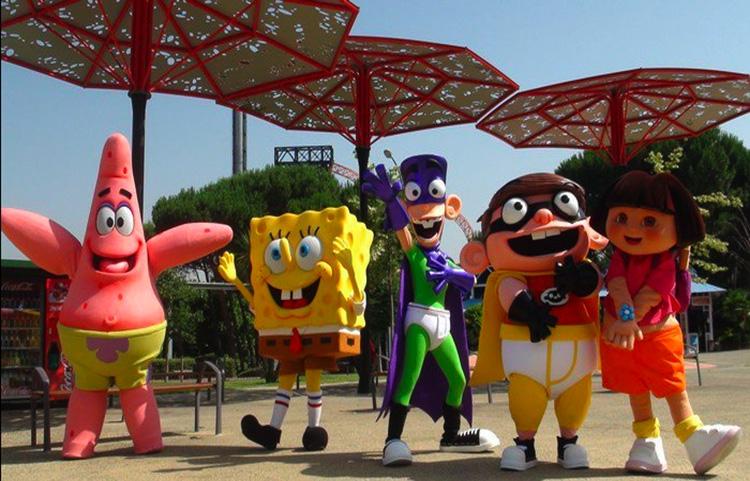 Oferta Parque Warner y Parque de Atracciones