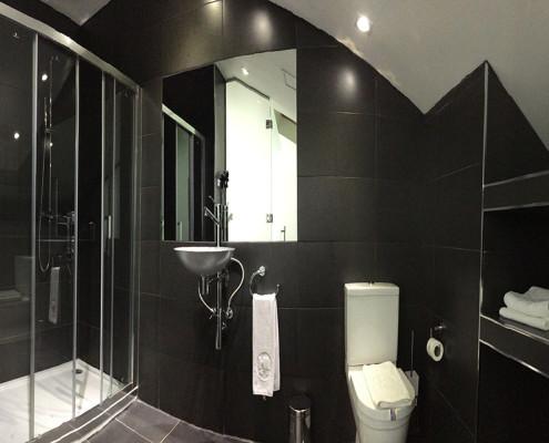 Habitación Doble Deluxe Baño