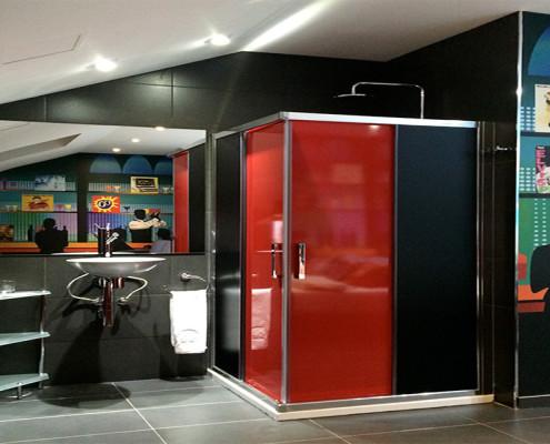 Baño Habitación Doble Deluxe