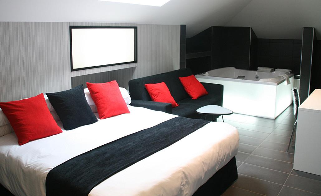 Habitación Suite Oferta Escapada Romántica