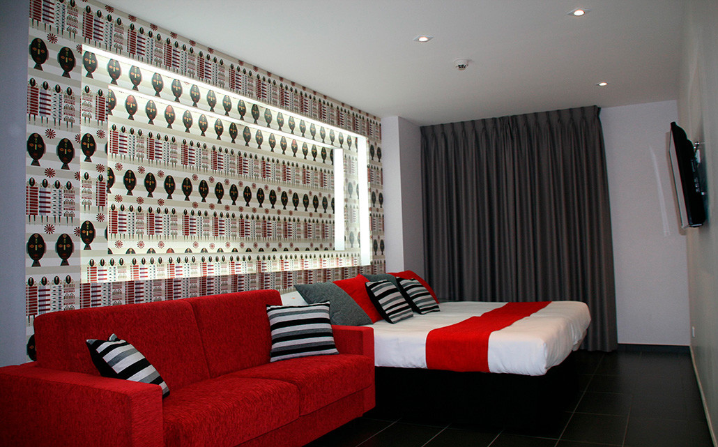 Habitaci n cu druple hi hotel indiana pinto madrid for Habitacion familiar madrid