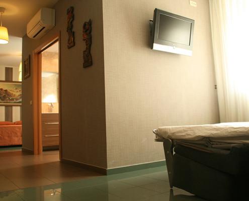 habitación familiar quíntuple