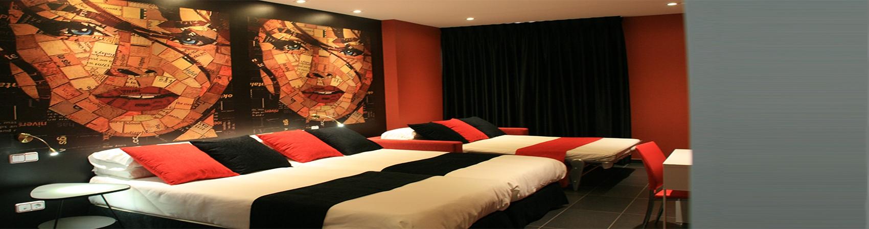 Habitación Hotel Indiana Pinto