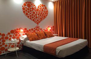 Habitación Romántica Deluxe