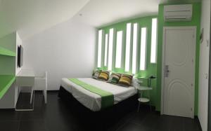 Habitación Triple Deluxe