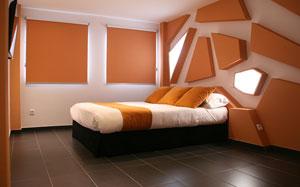 habitación individual deluxe