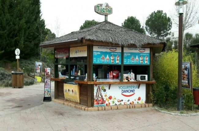 Kiosco Tucán