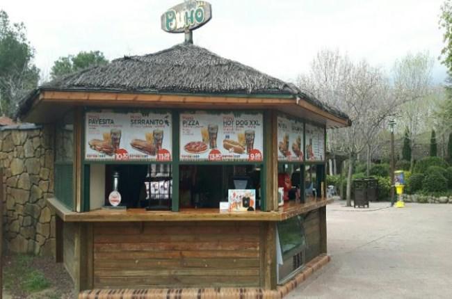 Kiosco el Buho