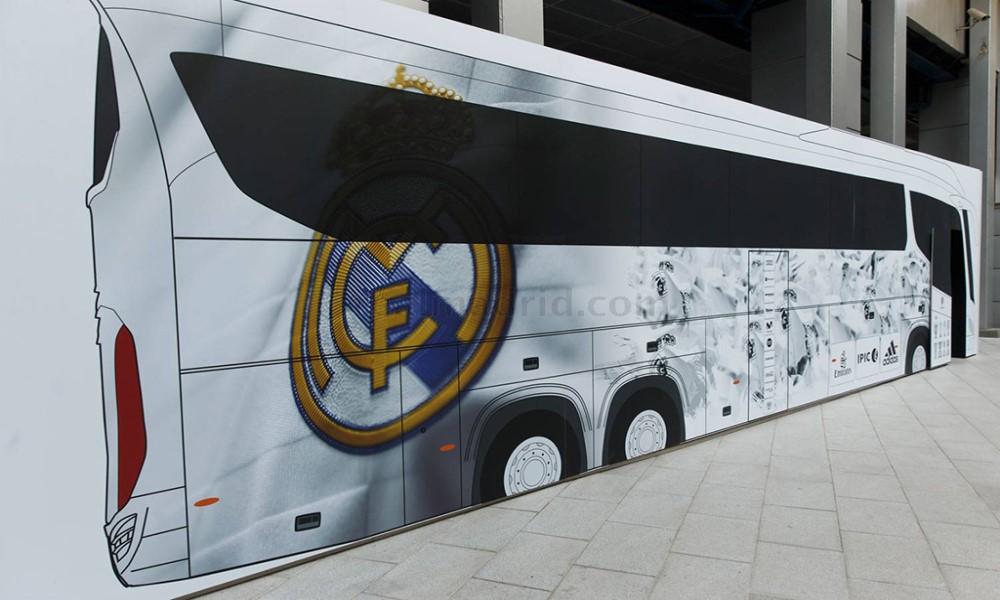 Bus tour Bernabéu