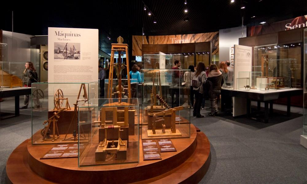 Museo de Ciencia y Tecnología Madrid