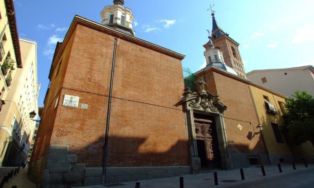 Iglesia San Nicolas de Bari Madrid