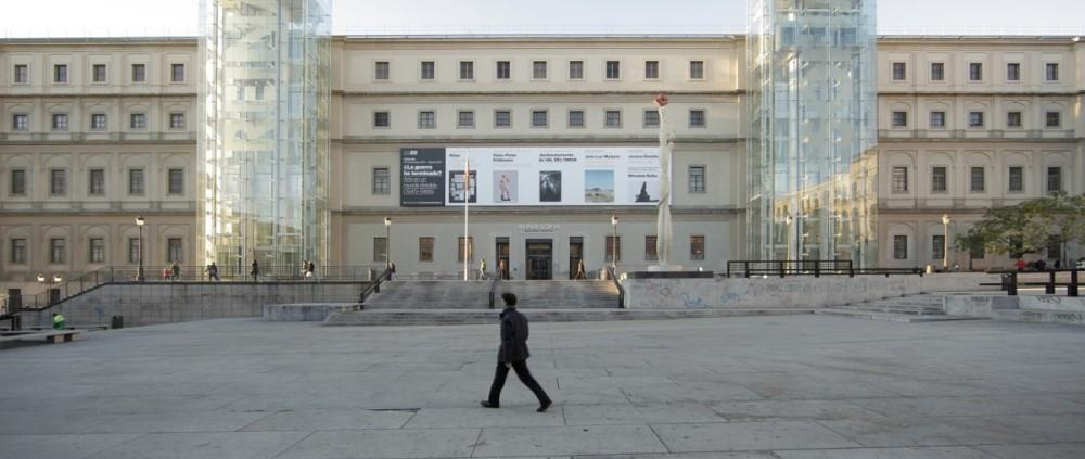 Museo Reina Sofía gratis