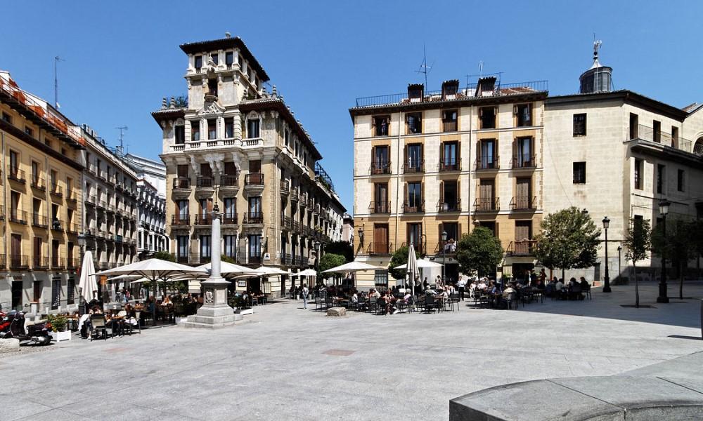 Plaza de Ramales Madrid de los Austrias