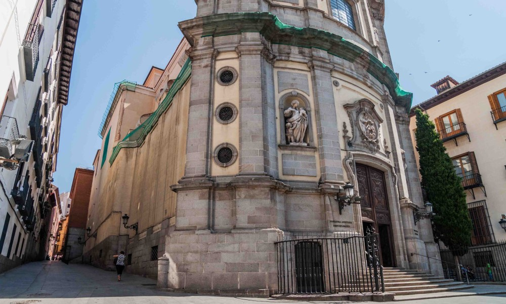 Basilica de San Miguel Madrid de los Austrias