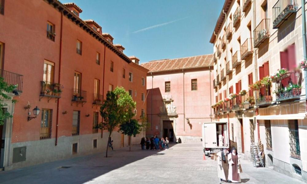 convento carboneras madrid