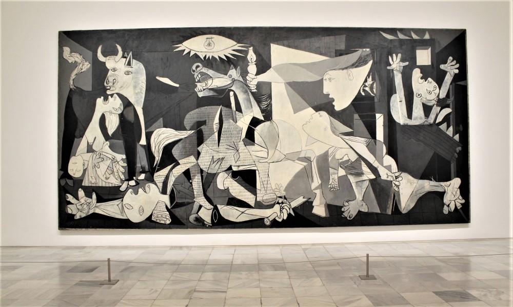 Guernica Museo Reina Sofía