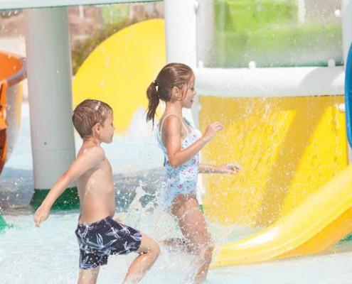 parque warner beach atracciones infantiles