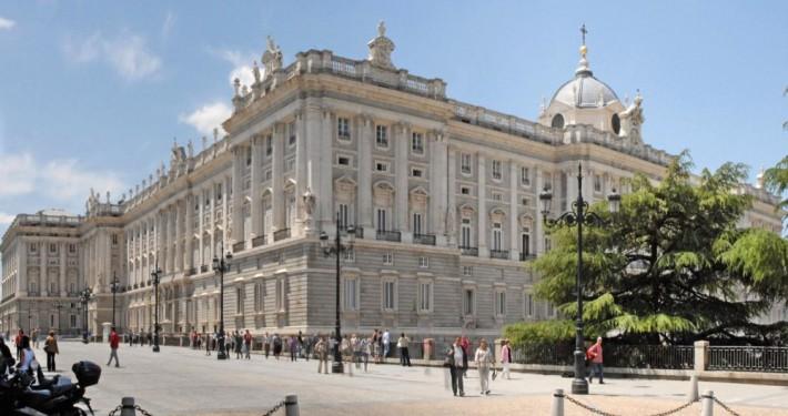visita Palacio Real de Madrid