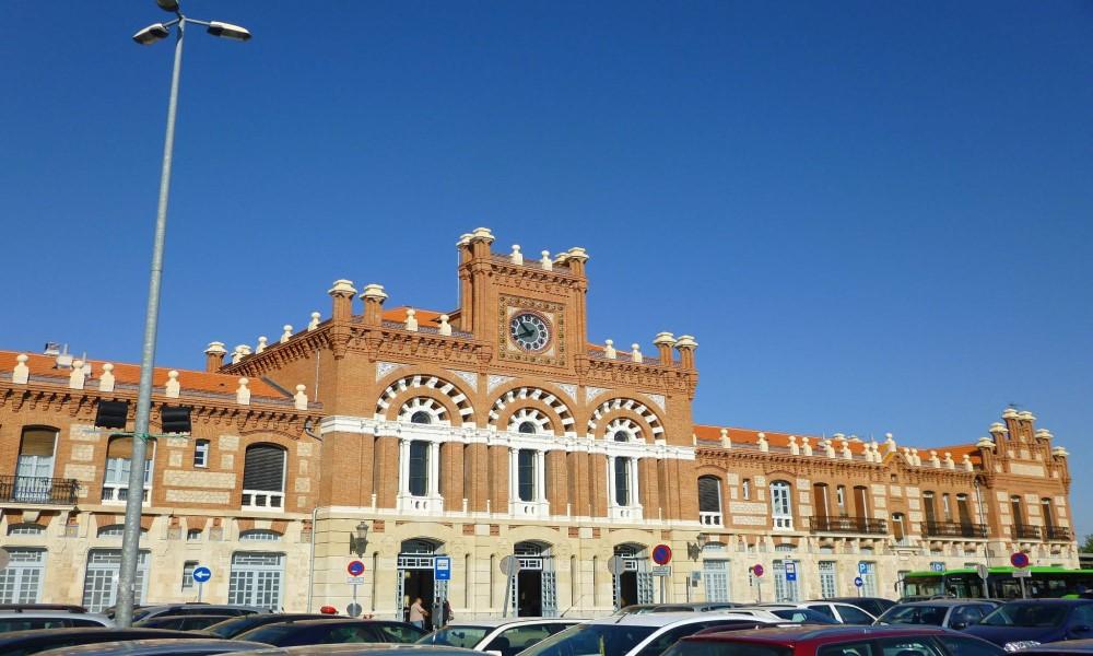 Estación Ferrocarril Aranjuez