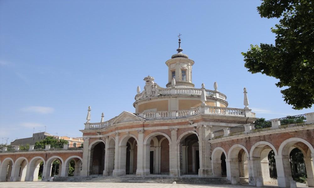 Iglesia de San Antonio Aranjuez