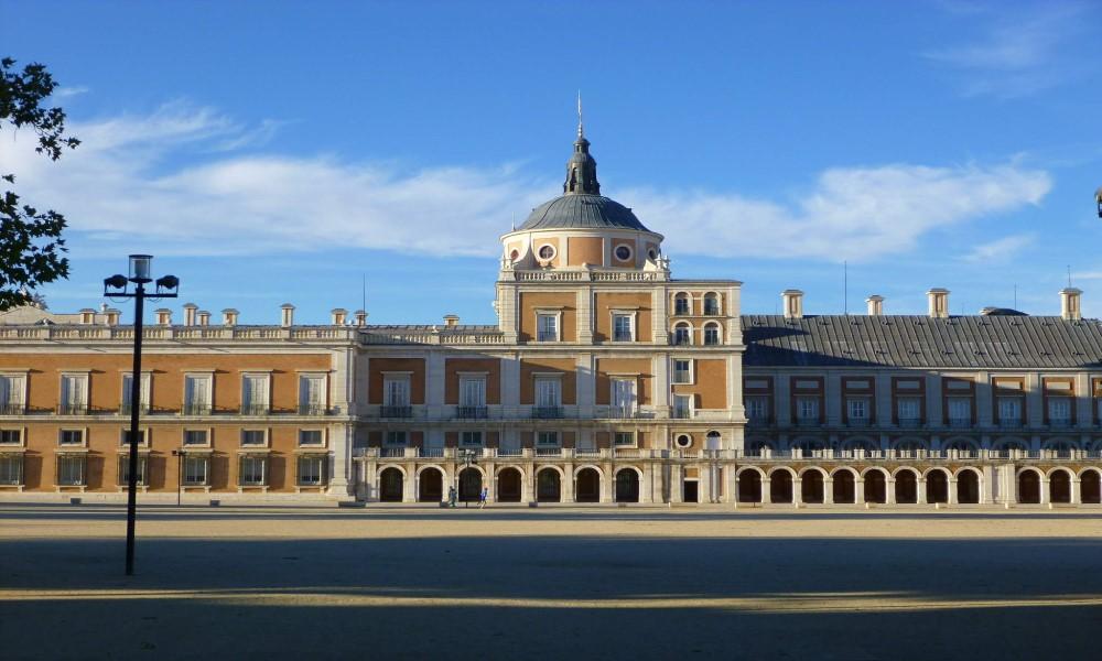 Plaza de Parejas Aranjuez