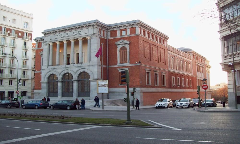 Casón del Buen Retiro Madrid