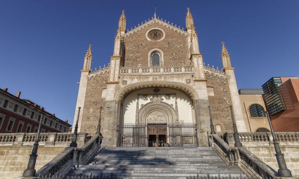 Iglesia de los Jerónimos Madrid