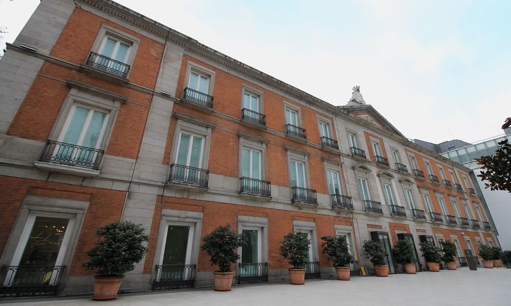 Museo Thyssen Bornemisza Madrid