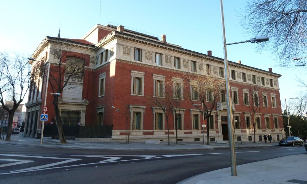 Real Academia Española Madrid